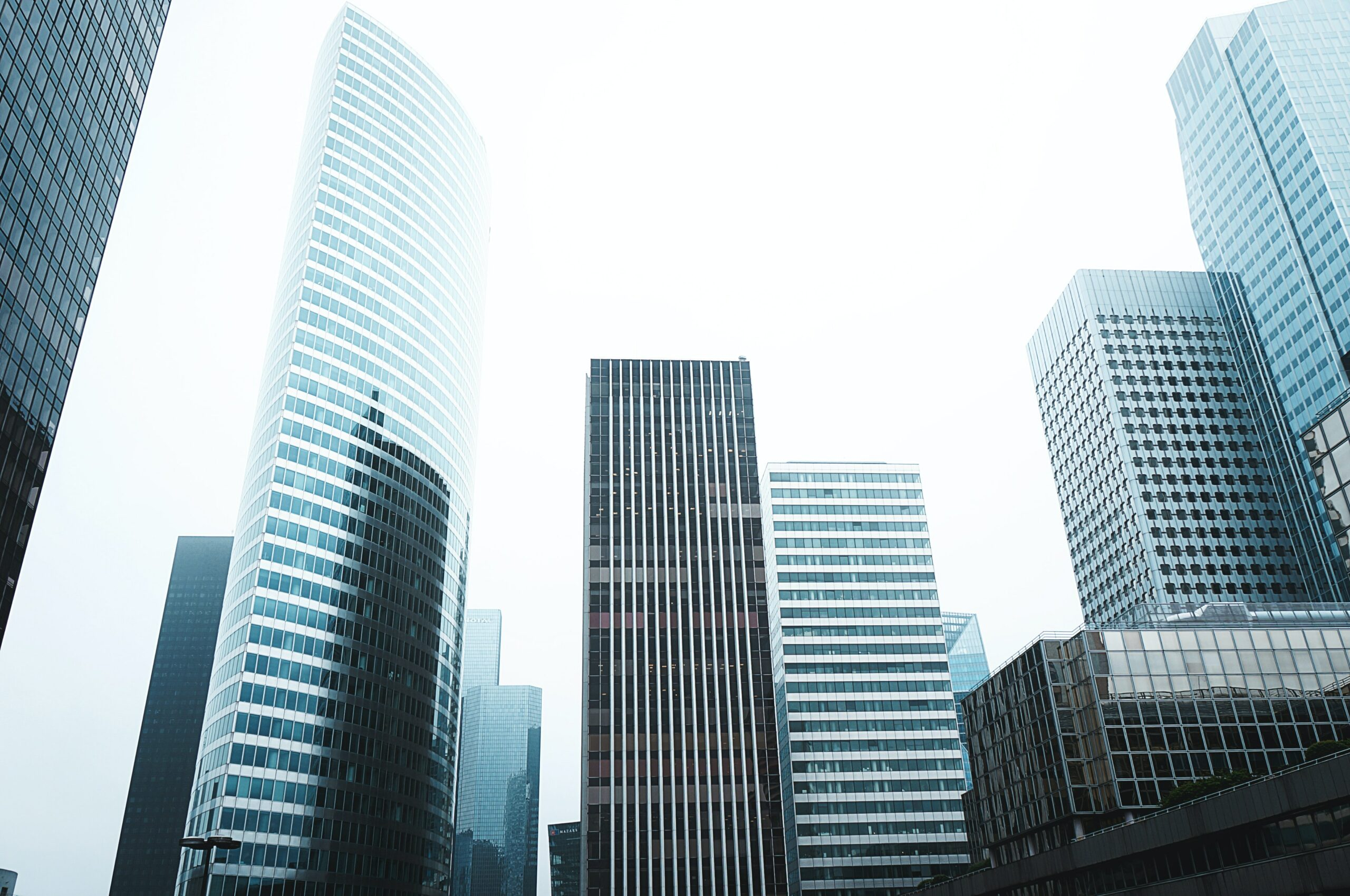 image of commercial buildings